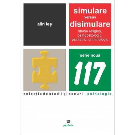 Simulation versus dissimulation E-book 10,00 lei