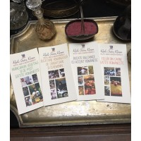 Pachet 4 carti - Bucate, vinuri si obiceiuri romanesti - Radu Anton Roman