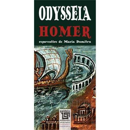 Odysseia - Homer Literaturi 27,00 lei 1797P