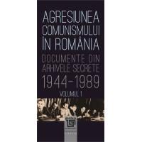 Agresiunea comunismului in Romania -Vol.1_L1- Gh. Buzatu si Mircea Chiritoiu