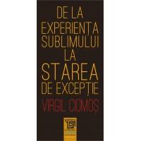 De la experiența sublimului la starea de excepție - Virgil Ciomos