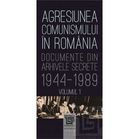 Paideia The aggression of communism in Romania - Vol.1 E-book 15,00 lei