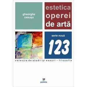Paideia Estetica operei de arta E-book 30,00 lei