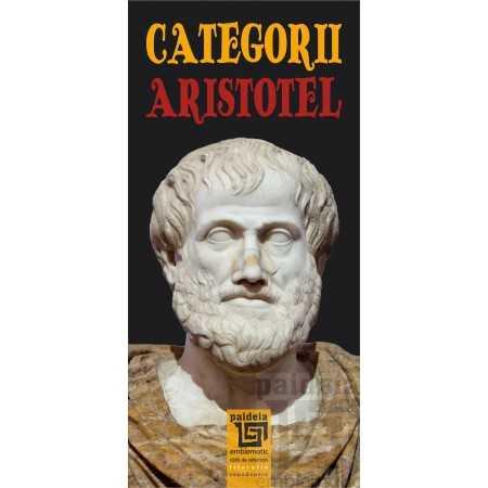 Paideia Categorii - Aristotel E-book 10,00 lei E00001823