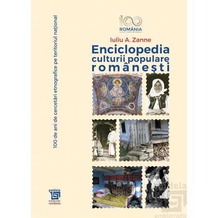 Enciclopedia culturii populare romanesti