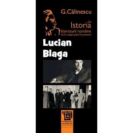 Lucian Blaga( editor: Albu Beatricesaraximaria)