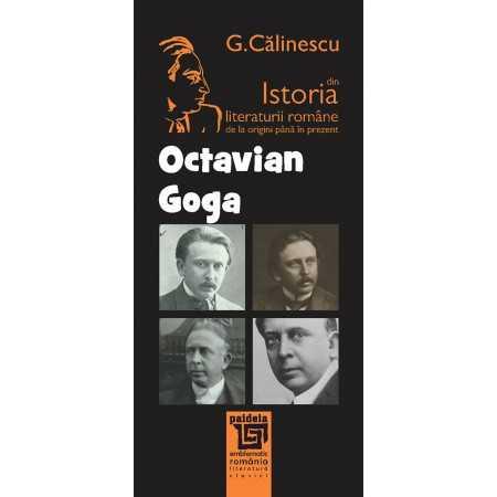 Paideia Octavian Goga - George Calinescu E-book 10,00 lei E00001682