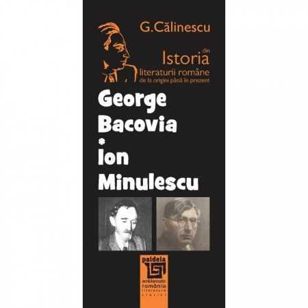 Paideia Ion Minulescu, George Bacovia E-book 10,00 lei
