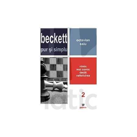 Paideia Beckett. Nothing funnier than unhappiness (volume 2) Letters 24,00 lei