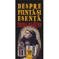 Despre Ființă și Esență - Thoma D'Aquino