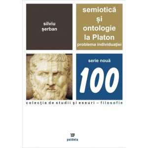Plato - Semiotics and ontology. The question of individuation
