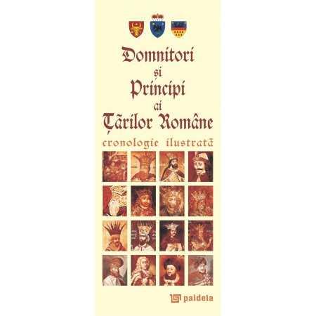 Domnitori Ţara Românească, Principi Transilvania. Cronologie ilustrată.