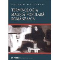 Terminologia magică populară românească-Valeriu Balteanu