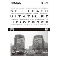 Uitaţi-l pe Heidegger / Forget Heidegger - Neil Leach - bilingv