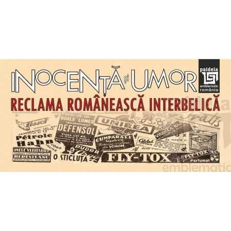 Inocenţă şi umor. Reclama românească interbelică
