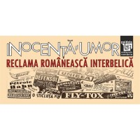 Innocence and humor. Romanian commercials in the Inter-War period