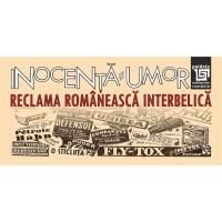 Inocenta si umor. Reclama romaneasca interbelica - Editura Paideia