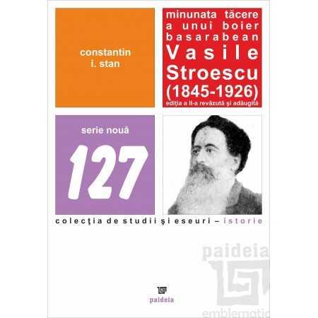 Paideia Minunata tăcere a unui boier basarabean E-book 15,00 lei