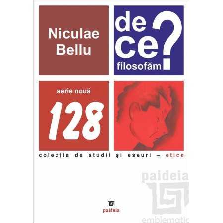 Paideia De ce filosofam? - Niculae Bellu E-book 30,00 lei E00002212