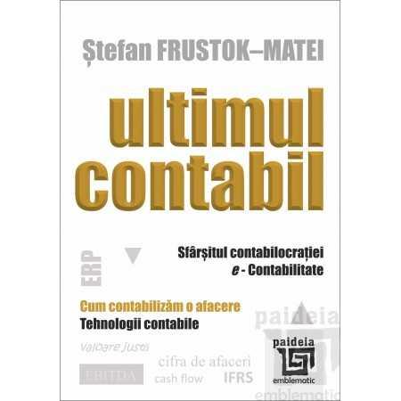 Paideia Ultimul Contabil - Stefan Frustok-Matei E-book 10,00 lei E00002211