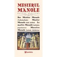 Mesterul Manole (in ro, germ, engl, fr, spaniola) - L3-Balada folclorica