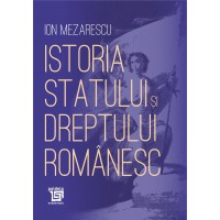History of the Romanian state and law - Ion Mezarescu