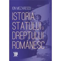 Istoria statului şi dreptului românesc - Ion Mezarescu
