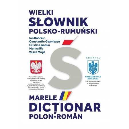 Paideia MARELE DICŢIONAR POLON-ROMÂN,WIELKI SŁOWNIK POLSKO-RUMUŃSKI Letters 99,00 lei