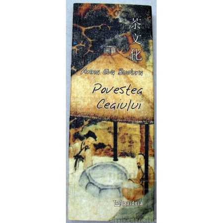Paideia Povestea ceaiului - Anna Eva Budura E-book 15,00 lei E00000108