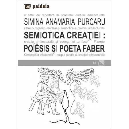 Semiotica creaţiei : poíēsis şi poeta faber -Simina Anamaria Purcaru