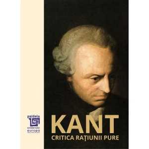 Paideia Critica raţiunii pure - Immanuel Kant Filosofie 78,96 lei 2301P