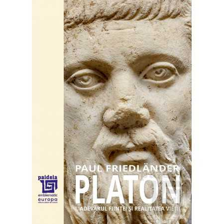Paideia Platon.Vol. I-III - Paul Friedländer, trad. Maria-Magdalena Anghelescu Libra Magna 288,00 lei