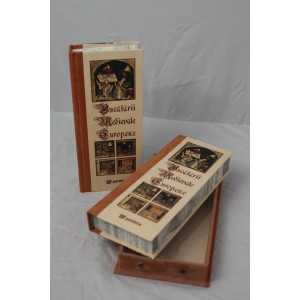 Bucatarii medievale europene, insertii hartie manuala - Radu Lungu