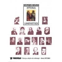 Istoria lingvisticii - Georges Mounin