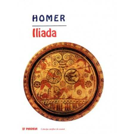 Paideia Iliad Letters 137,00 lei