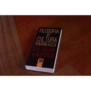 Filosofia in cultura romaneasca