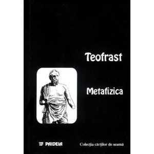 Metafizica - Teofrast