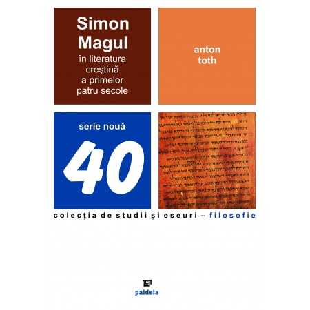 Paideia Simon Magul in the Christian literature of the first four centuries Philosophy 50,00 lei