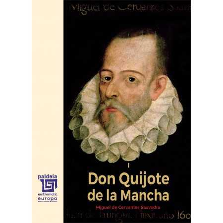Don Quijote vol. 1 – Cervantes
