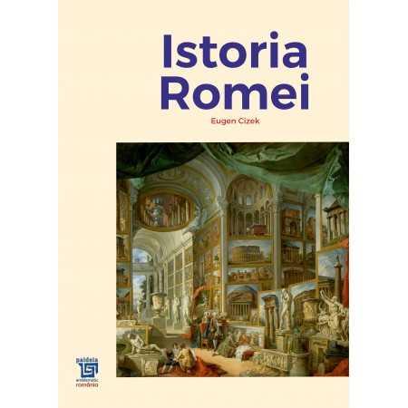 Paideia Istoria Romei - Eugen Cizek Libra Magna 120,00 lei
