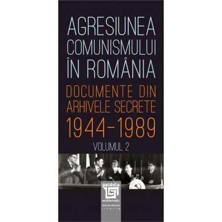 Paideia Agresiunea comunismului în România -Vol.2 - Gh. Buzatu şi Mircea Chiriţoiu Istorie 42,00 lei 2357P