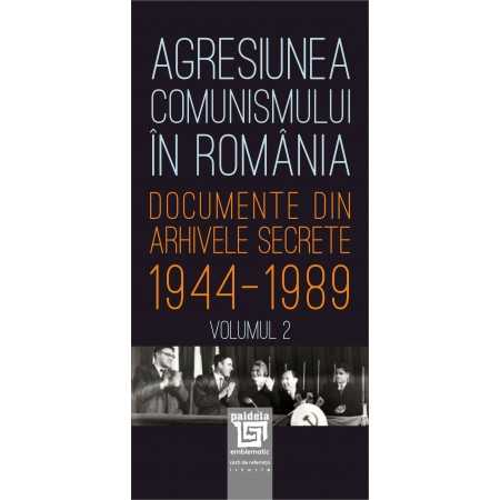 Paideia The aggression of communism in Romania - Vol.2 History 42,00 lei