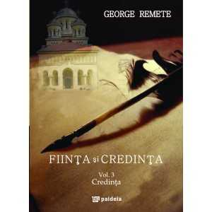 Paideia Being and Faith vol. 3 - George Remete Theology 50,00 lei