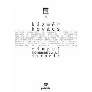 Timpul monumentului istoric - Kazamer Kovacs