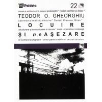 Locuire şi neaşezare - Teodor Gheorghiu
