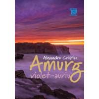 Amurg violet-auriu - Alexandru Cristian