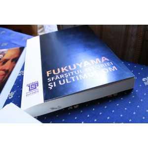 Sfarsitul istoriei si ultimul Om - Francis Fukuyama