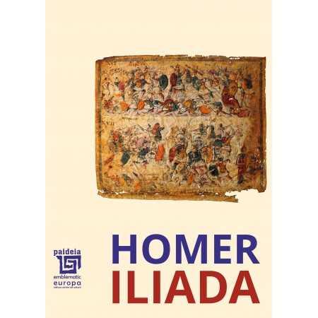Paideia Iliada - Homer E-book 50,00 lei