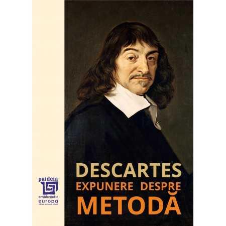 Paideia Expunere despre metoda – Descartes E-book 20,00 lei