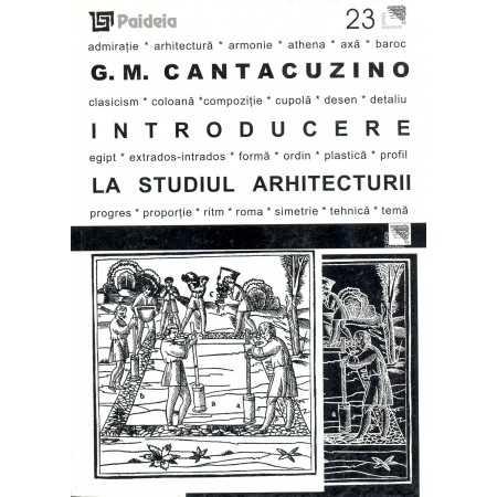 Paideia Introduction to architecture studies Arts & Architecture 20,00 lei
